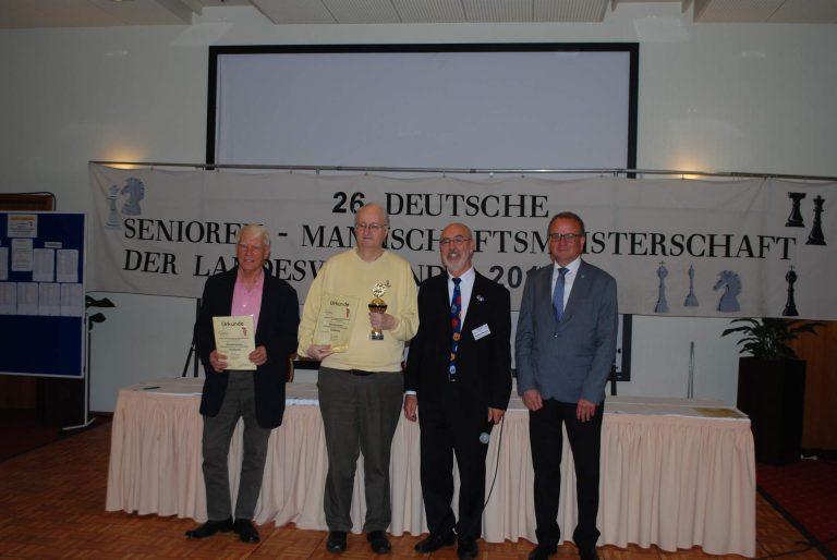 Sonderpreis für Hamburg: größte Verbesserung gegenüber der Startrangliste